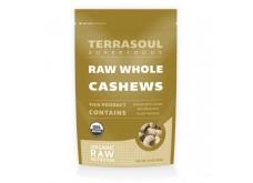 HF-RG06404 Terrasoul Superfoods - Cashews, Organic, Raw 有機腰果, 生機 (1 lb)